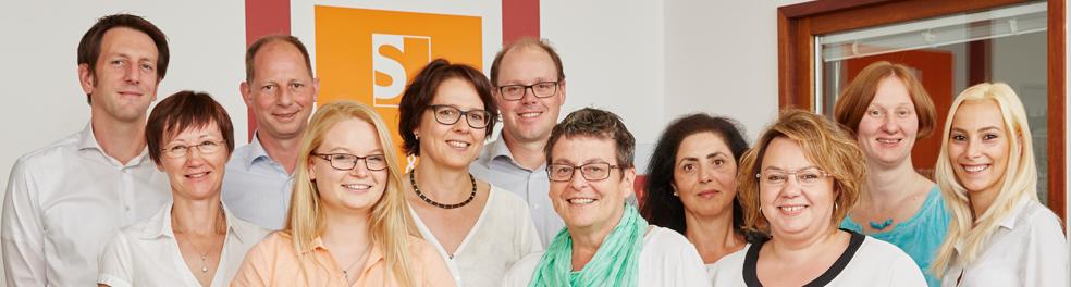 Team von Knapp, Walz und Partner